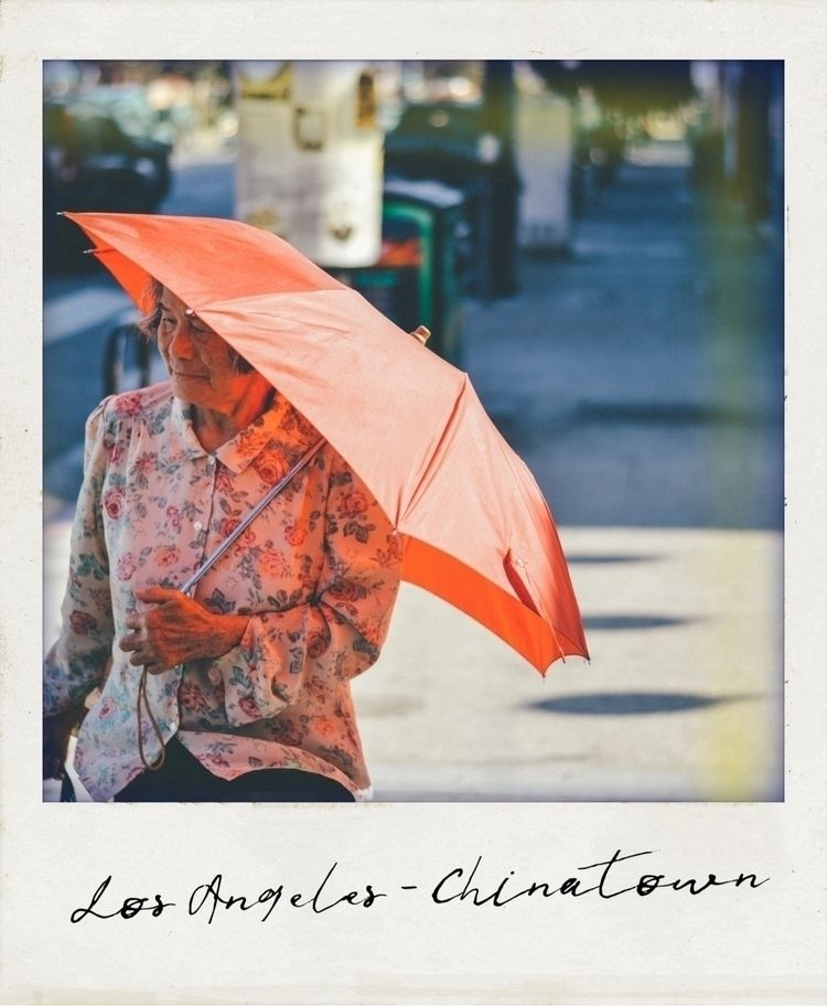 imagine story human LA - chinatown - seemythirdeye | ello