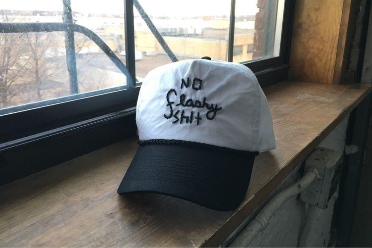 Hand Embroidered Granddad Hat o - derrick_koch | ello