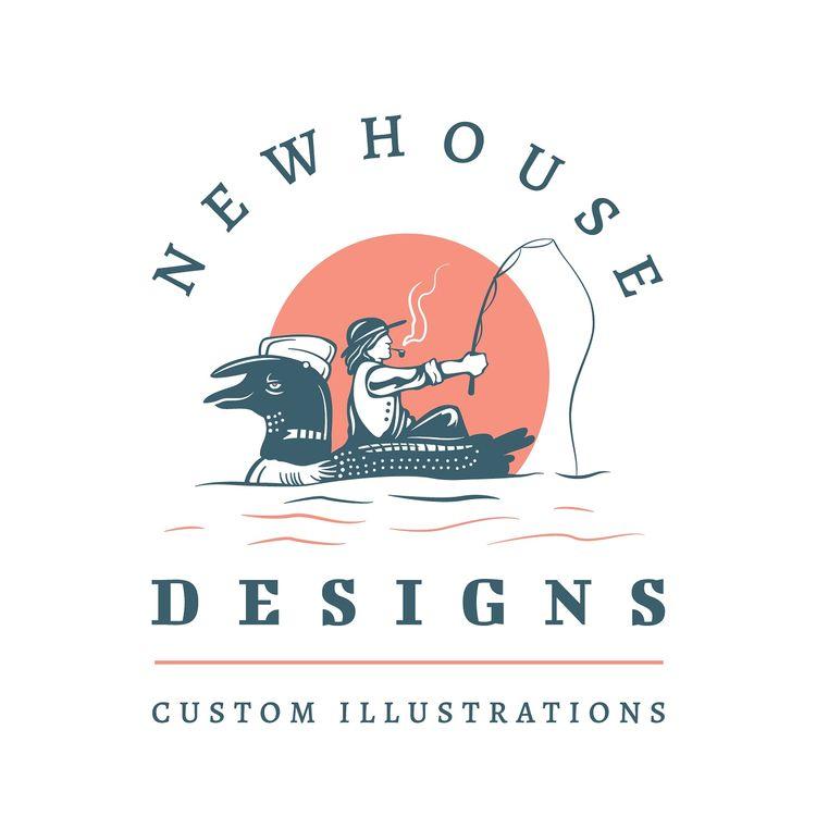 Canadiana  - drawing, illustration - jessienewhouse | ello