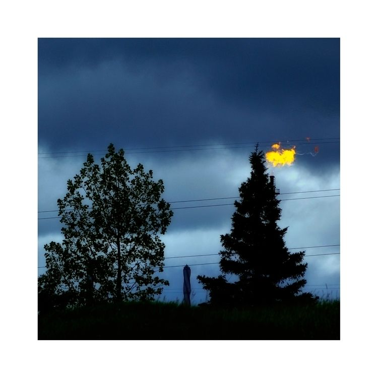 Gas Flare - oilandgas, carbon, energy - jeff_day | ello