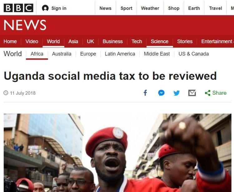 dictator Uganda tax citizens so - ferdiz_bsides | ello