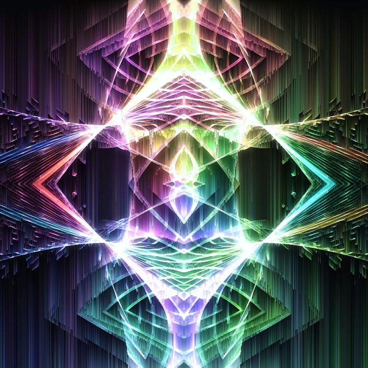 META - digitalart, fractals, abstract - pixeldreamer | ello
