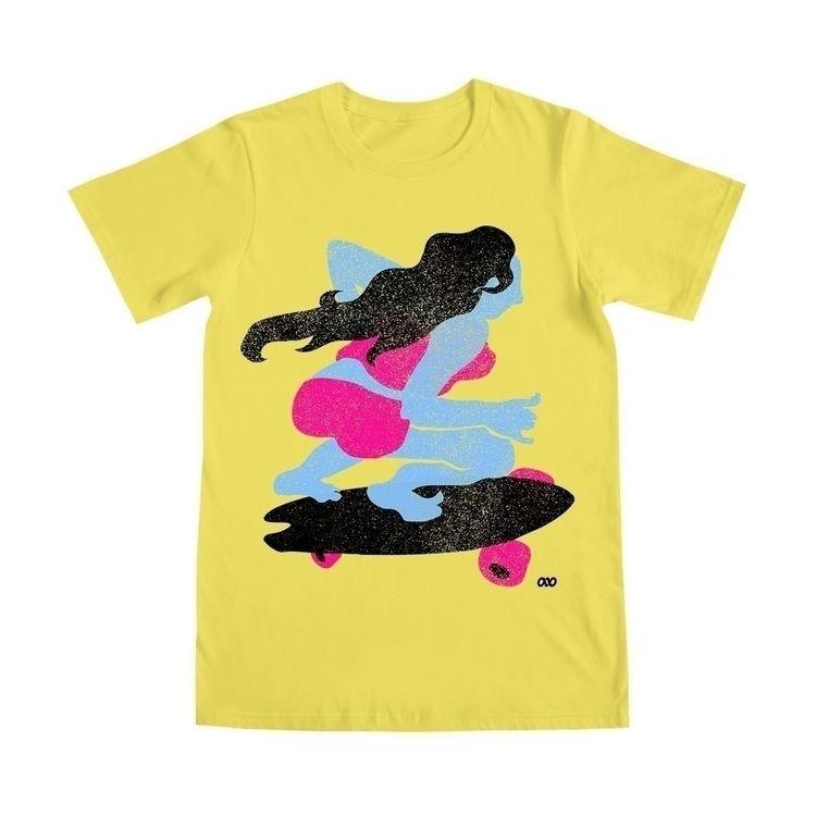 SKATEGIRL: put part skate surf  - agency | ello