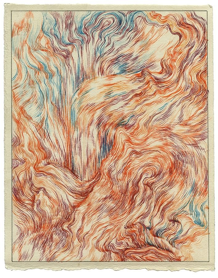 Firehole River Watercolor paper - jacobvanloon | ello