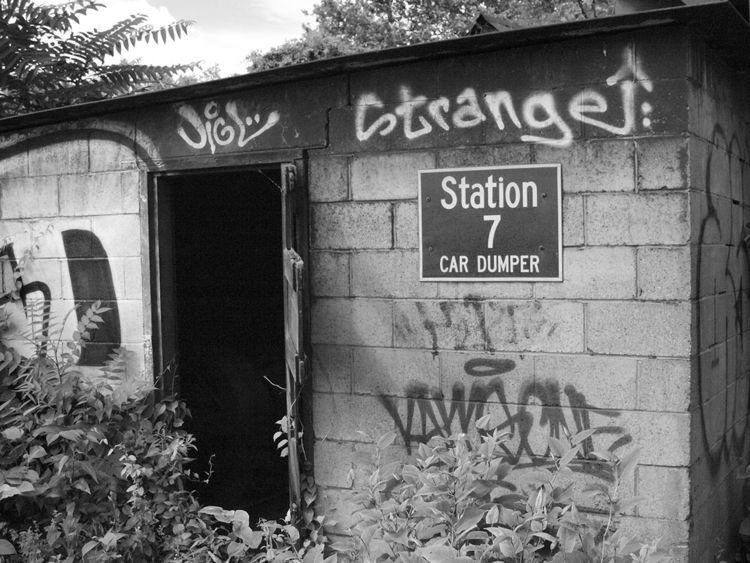 Strange Station 7 - photography - futureluddite | ello