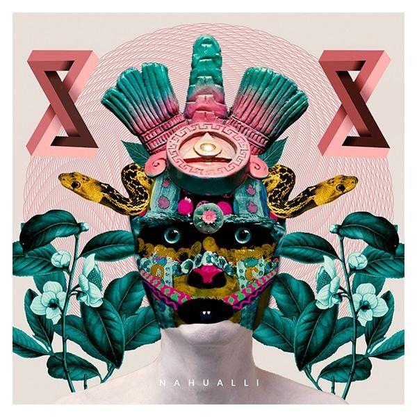 cover artwork upcoming eponymou - dodekaedra | ello