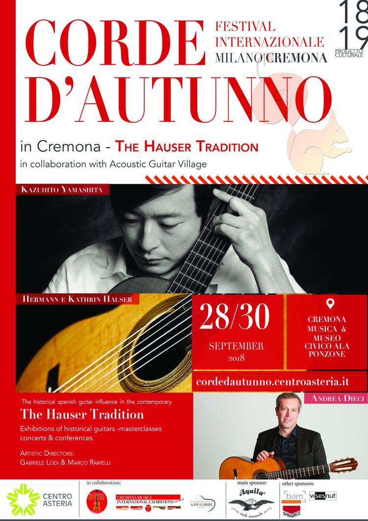 Kazuhito Yamashita Quartetto 'O - andreaaguzzi   ello
