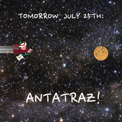 Teaser MEMO 49 - Antatraz, comics - andrewaltenburg | ello