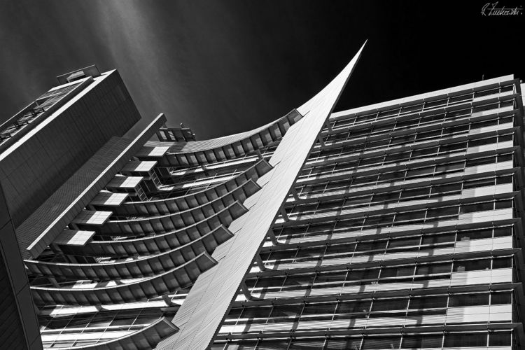 convex facade - robzucho,, photography, - abstractcolorism | ello