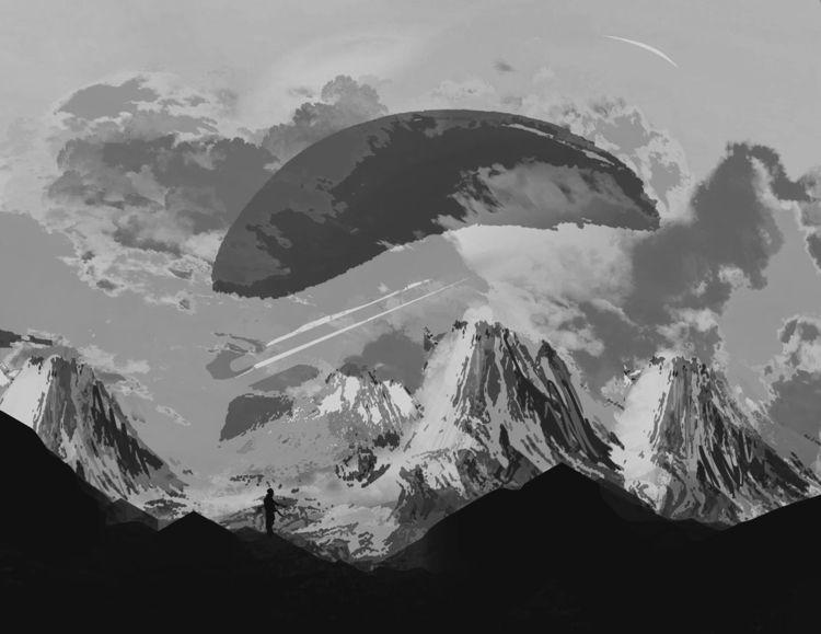 Great Encounter artworks featur - dkaism | ello