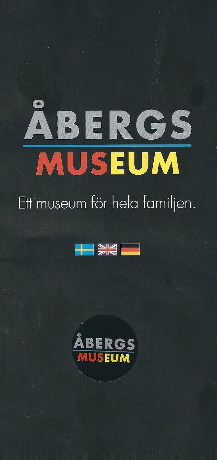 Åbergs Museum är ett seriemuseu - urkraftnatur | ello