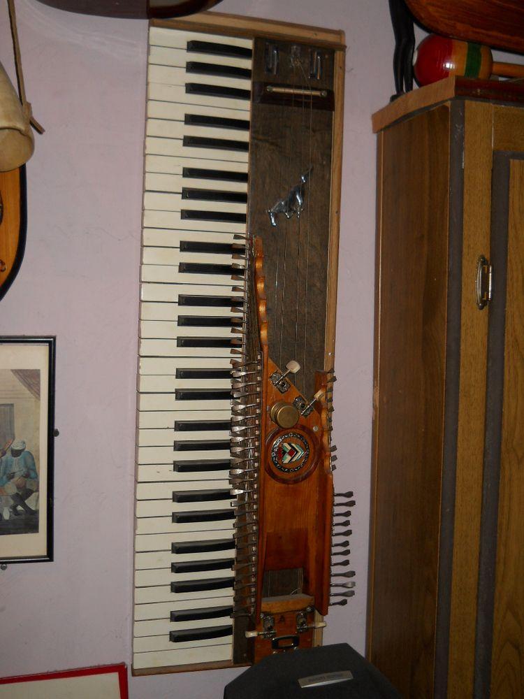 Instrument - charlylynx | ello