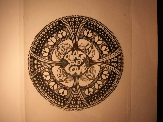 Peace love, design - charlylynx | ello