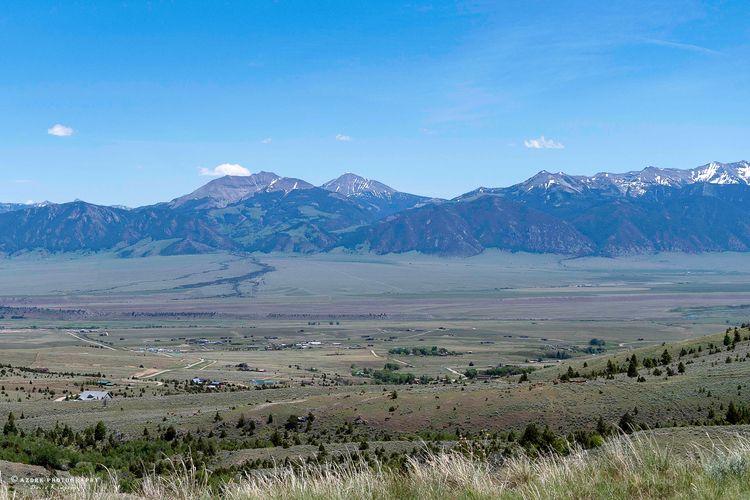 Southwest Montana, 2018 view Ma - azdrk | ello