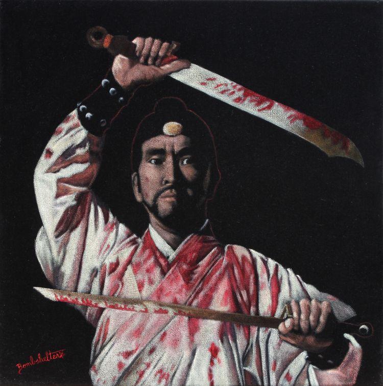 Jimmy Wang Yu Beach War Gods',  - dianebombshelter | ello