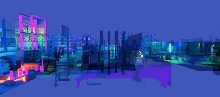 City anatomy - Transparent -, J - jawekkwakman | ello