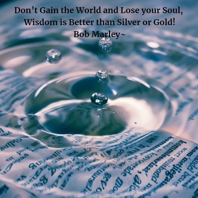 Gain World Lose Soul, Wisdom Si - dare2bare | ello