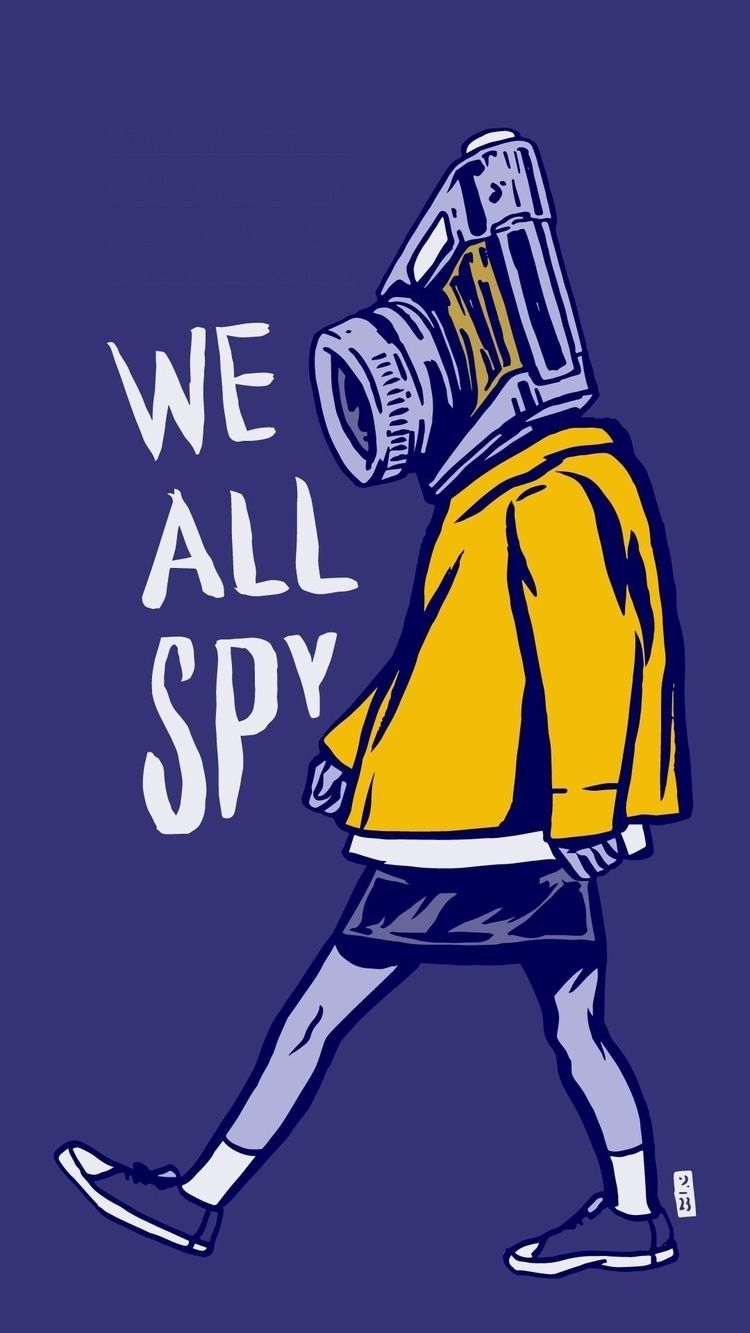 Spy - thomcat23 | ello