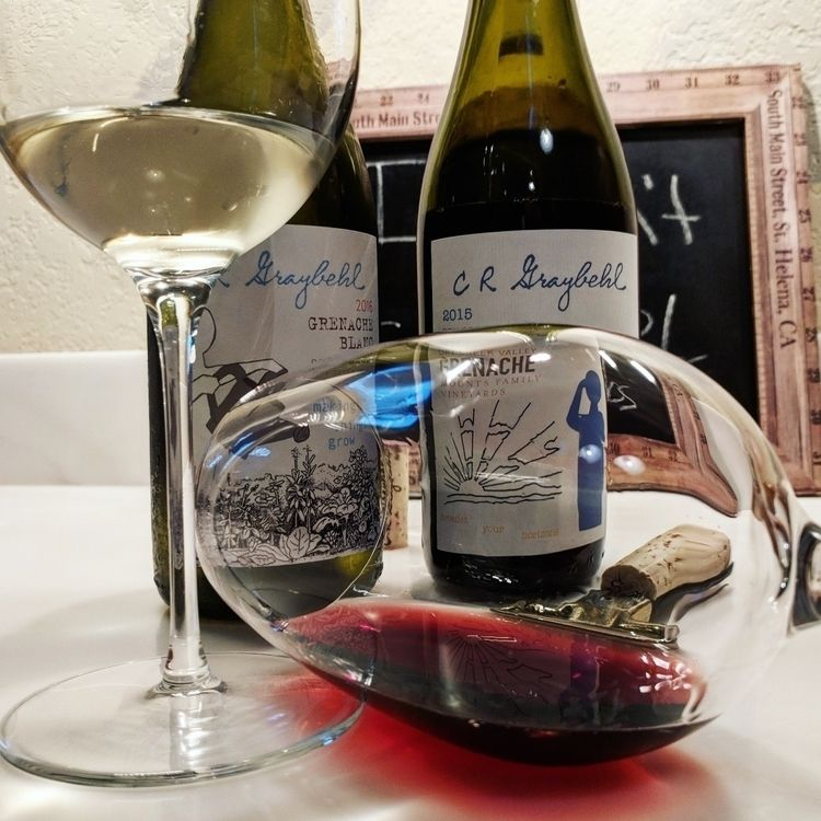 Pair Dry Creek Valley Grenache  - soif | ello