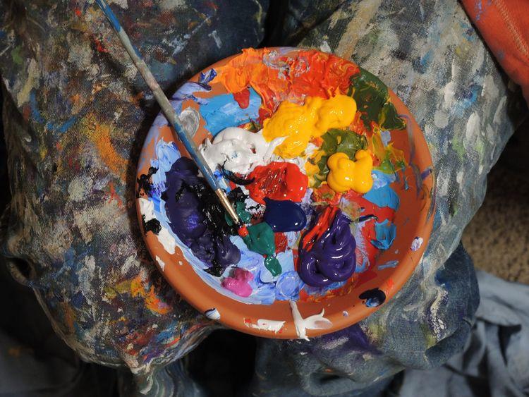 ether paintings love illustrati - hemantbadola | ello