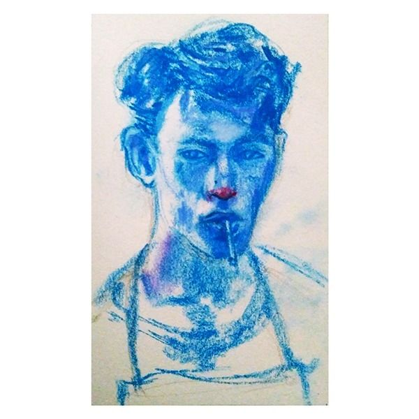 blu // pastel 9x14 cm - dodekaedra | ello