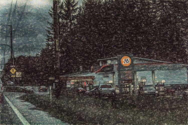 76 Wauna, Washington 2018 - davidseibold | ello