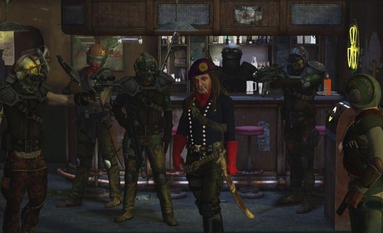 Grimjack meets Shadow Cops. gra - cirroccojones   ello