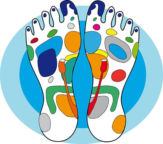 Reflexology South West Jenny Co - jennycoles | ello