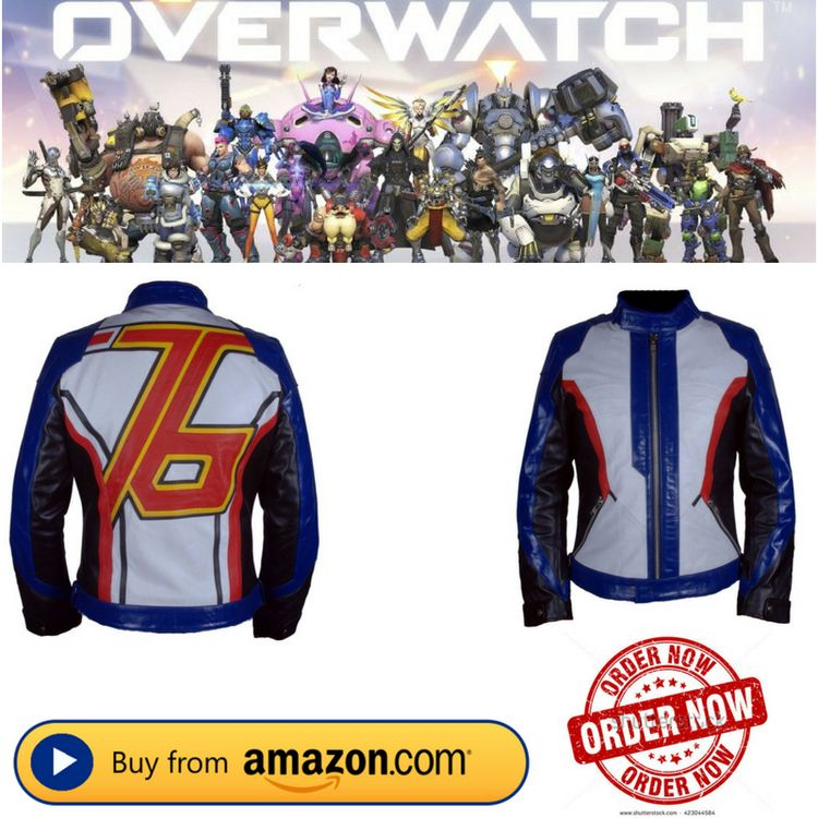 76 soldier Jacket Buy Overwatch - kathyshayes | ello