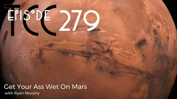Citadel Cafe 279: Ass Wet Mars  - joelduggan | ello