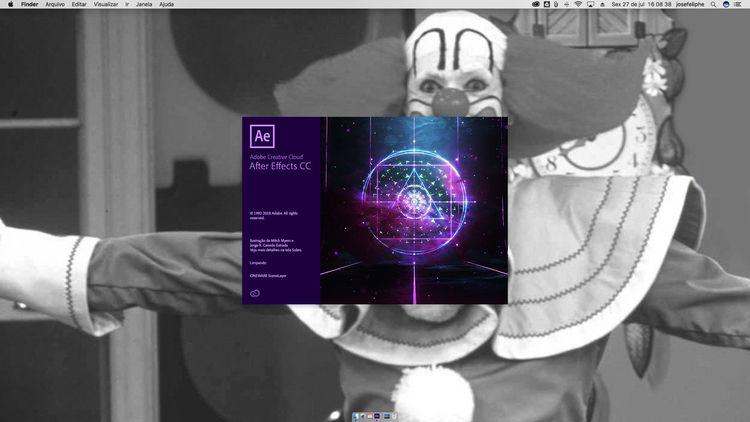Effects CC Adobe Creative Cloud - feliphe | ello