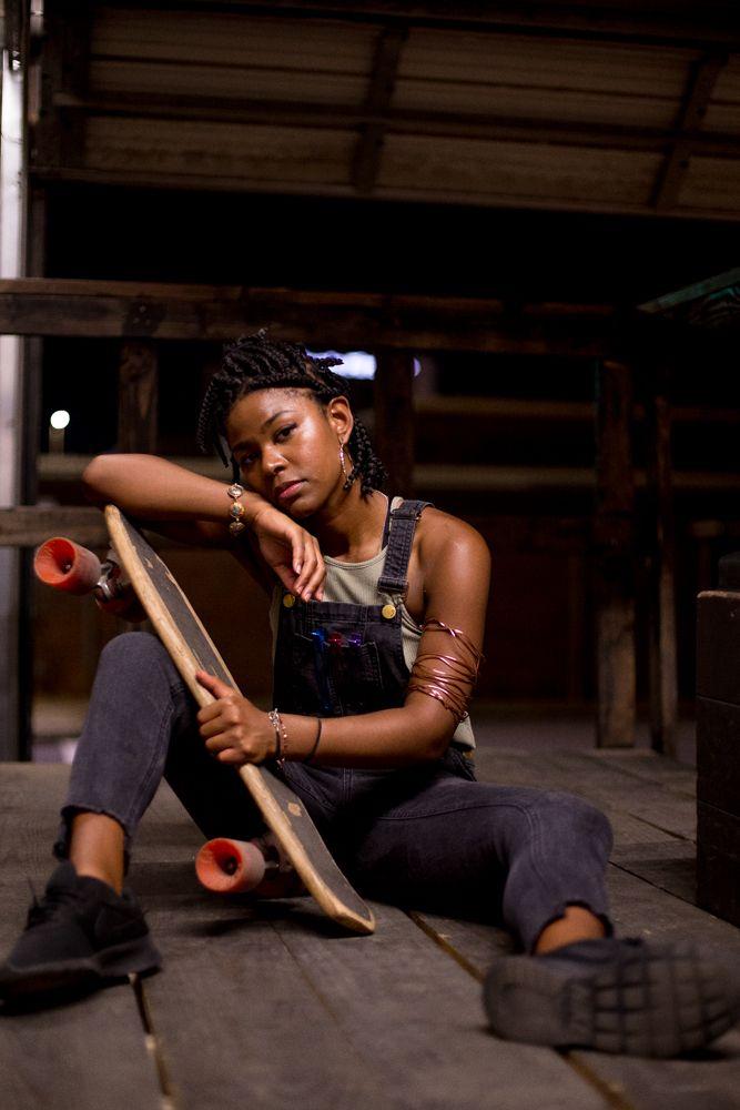 skateboard vibes Jo // Faith Sk - honeyrevenge-amor | ello