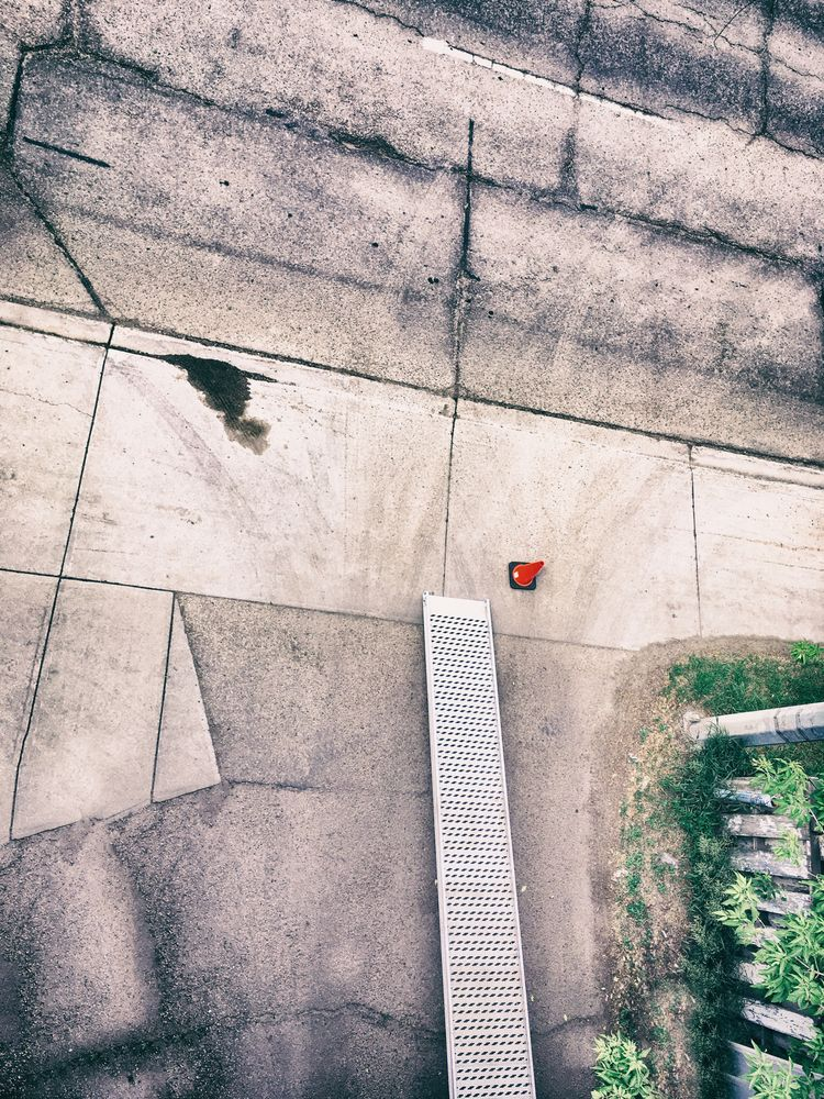 Moving - lookdown, streetscapes - jeff_day | ello