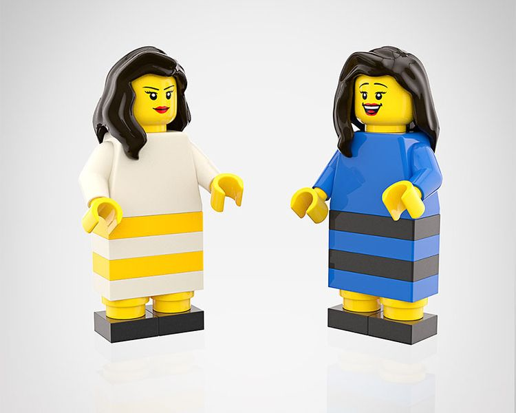 Download Free 3D Model Lego Dre - robert_lamp | ello