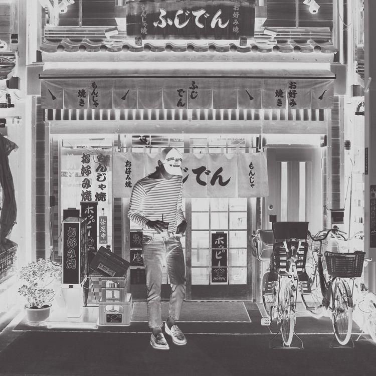 strolling Japan - imagemanipulation - ravlykhap | ello