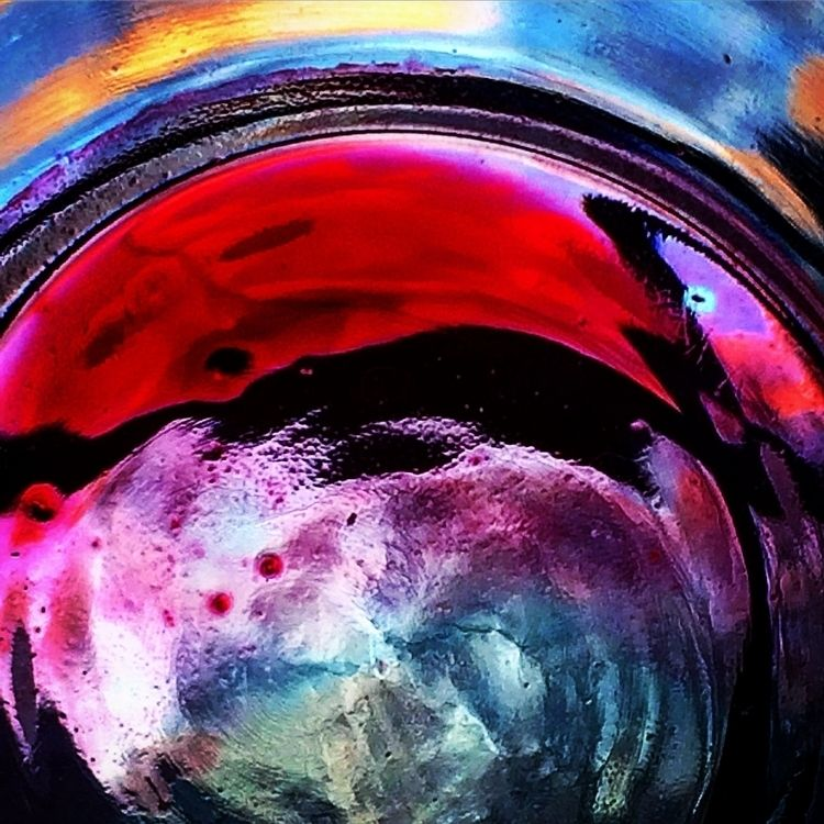 Bottom Glass - Wine Stemless -M - leif_kurth | ello