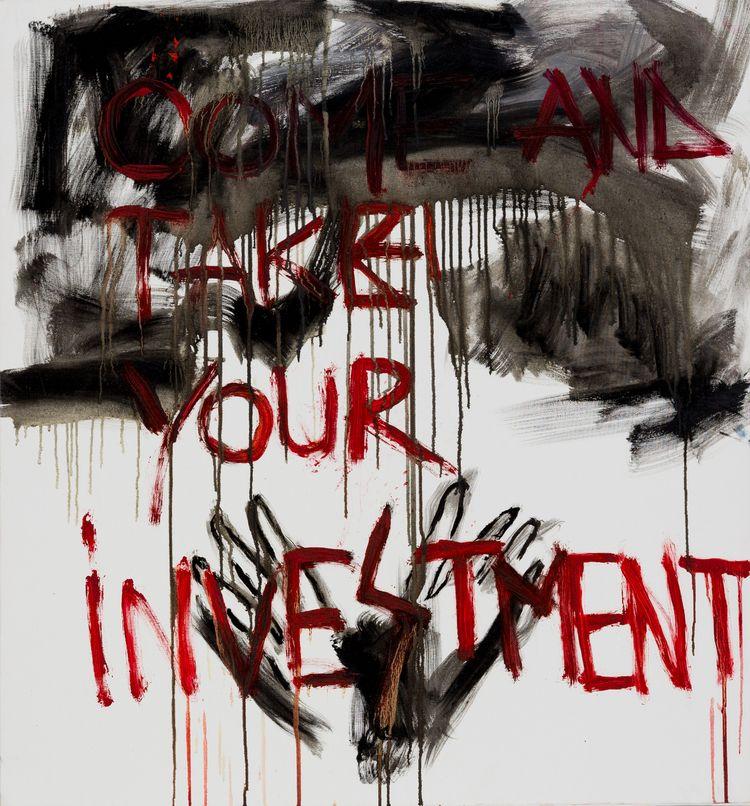 Investment 2018 oil canvas phot - ranidaruwaninabi | ello