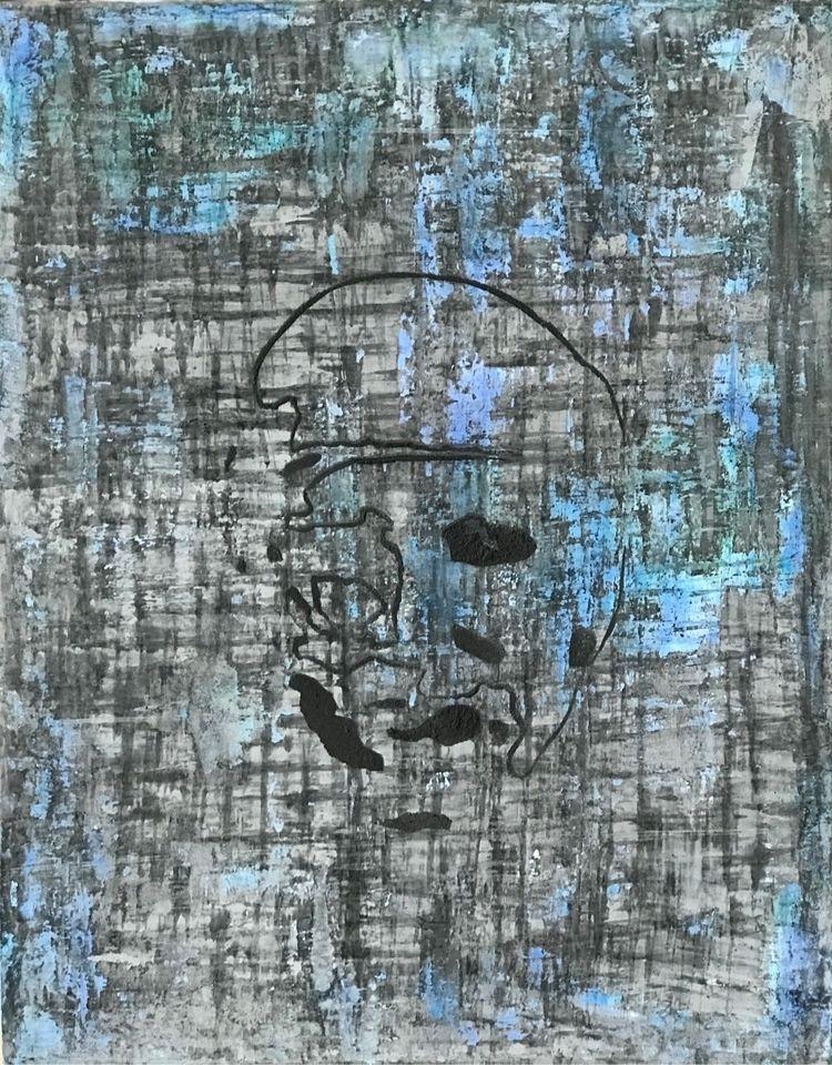 Keyhole 3 Sacred Warrior series - quindelamer | ello