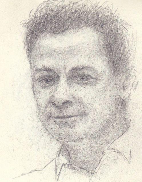 Feynman ~ hero. Graphite paper - xibatower | ello