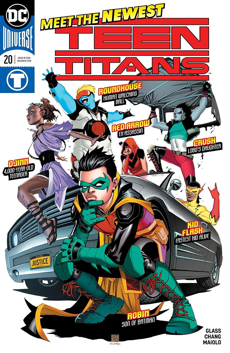 Teen Titans Review team darker  - comicbuzz | ello
