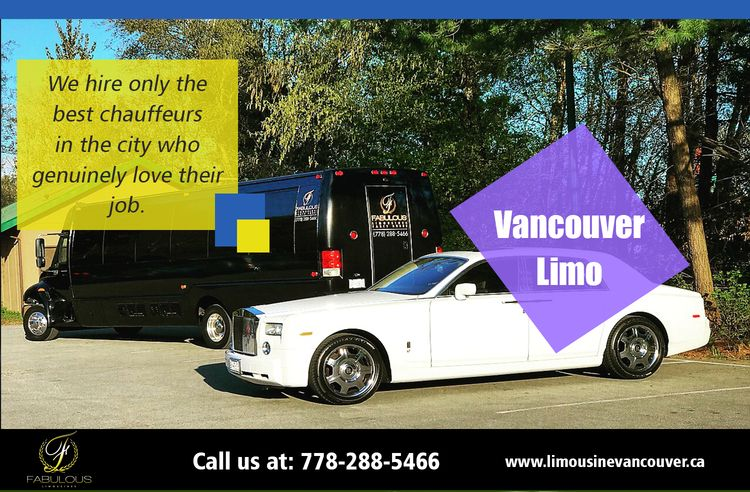 Vancouver limousine service ult - coquitlamlimo | ello