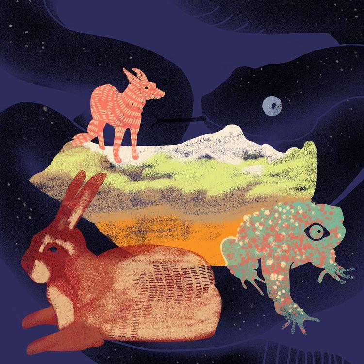 Rymie multifaceted illustrator - rymie | ello