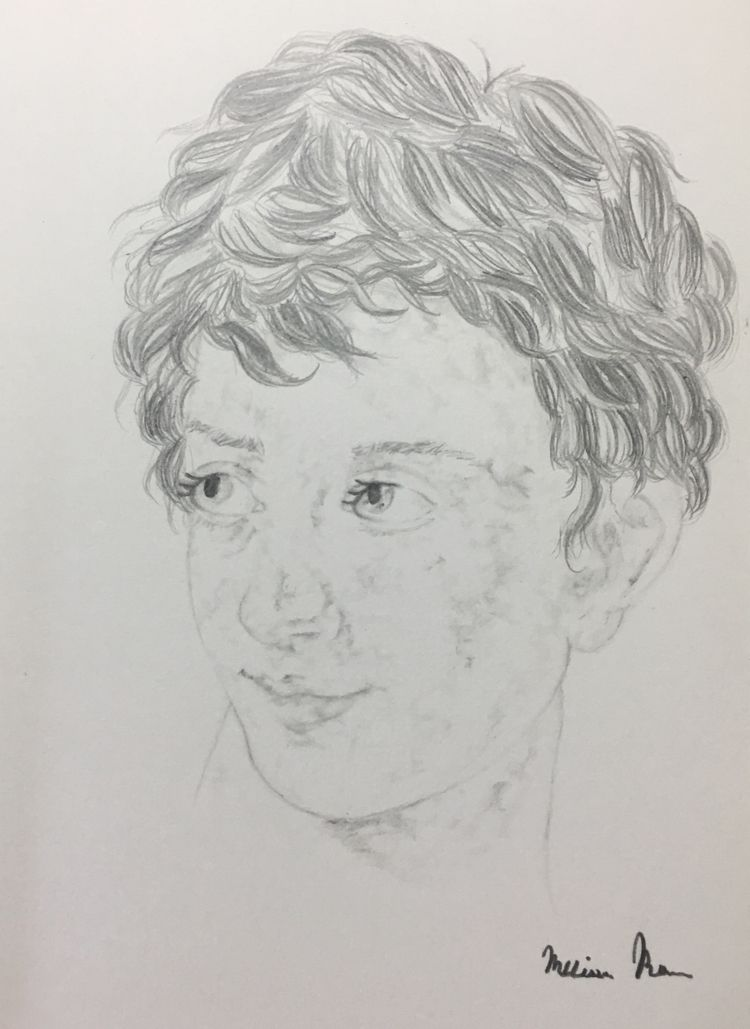 Personal Study Sketchbook (2017 - melissa-m-romeo | ello