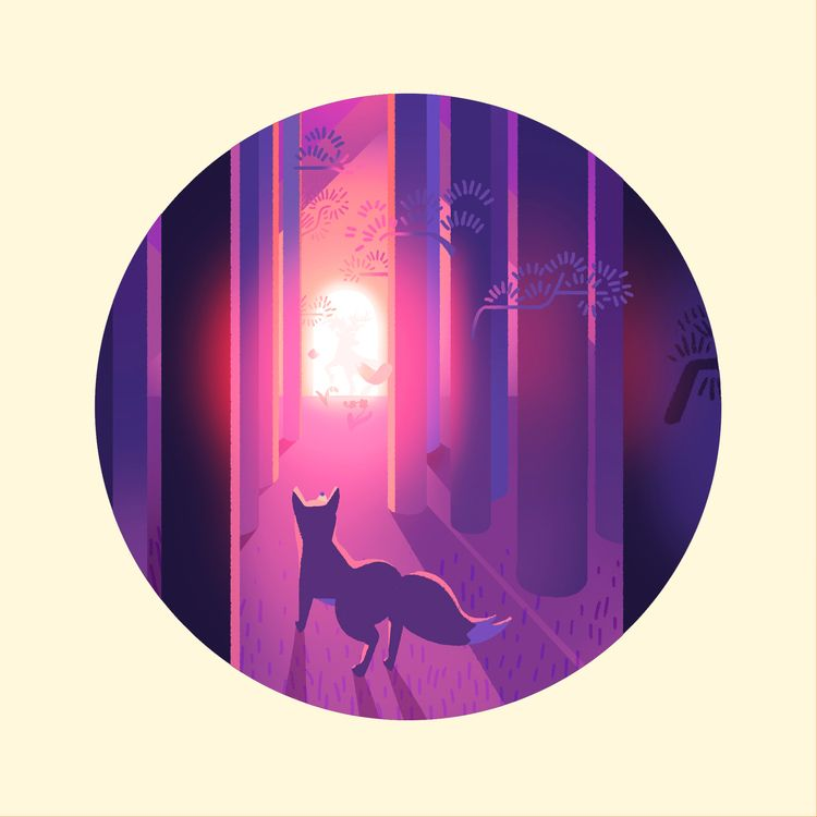 time place, fox named Quinn wan - andyhau | ello