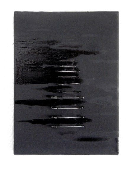 ongoing series black paintings  - lp-ponor | ello