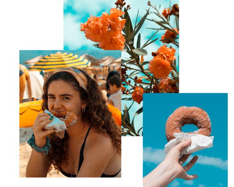 BLISS summer collage series - photography - alda_kw   ello