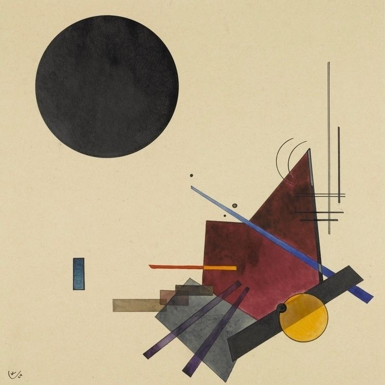 Black Relationship, Wassily 192 - bauhaus-movement | ello