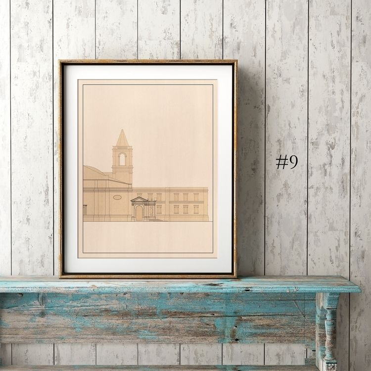 Print - total 10 prints collect - jonathanvella_digitalart | ello