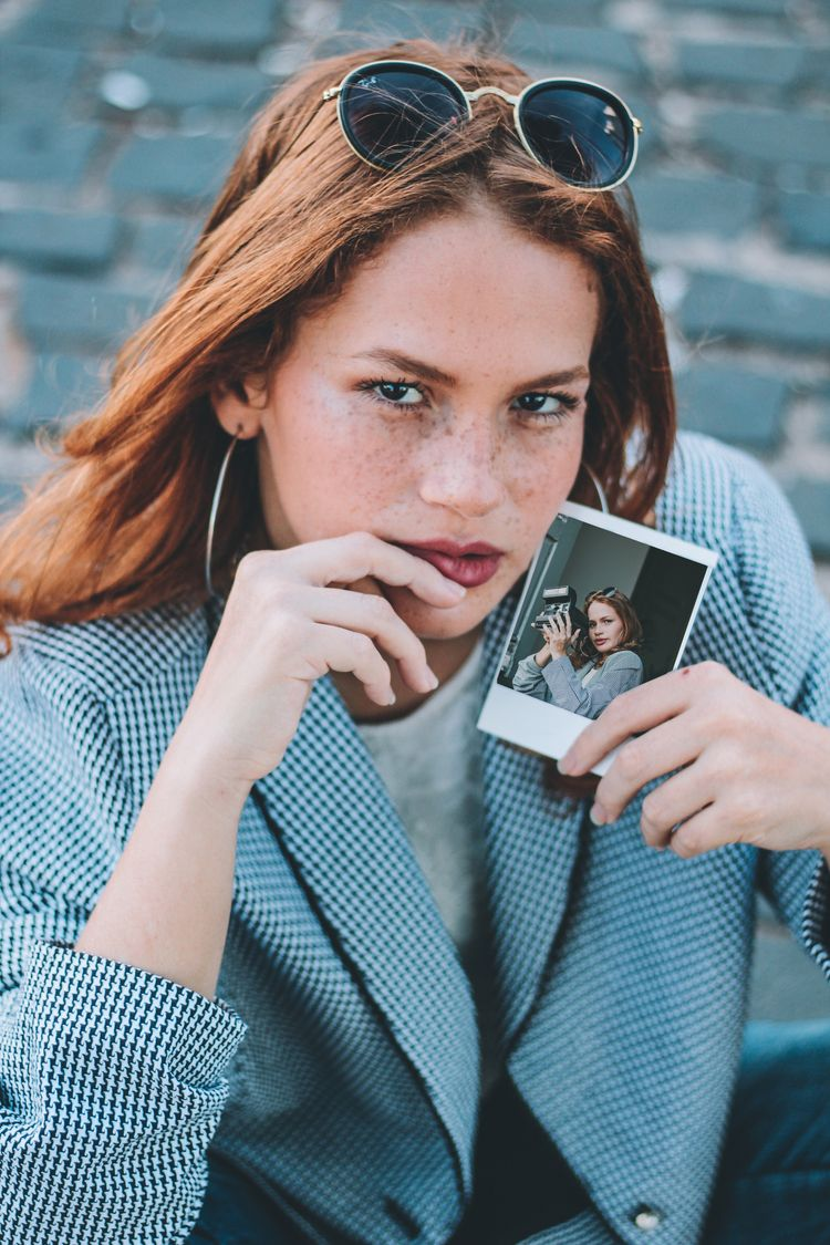Photoception Model: Clara Ferna - ilzysousa | ello