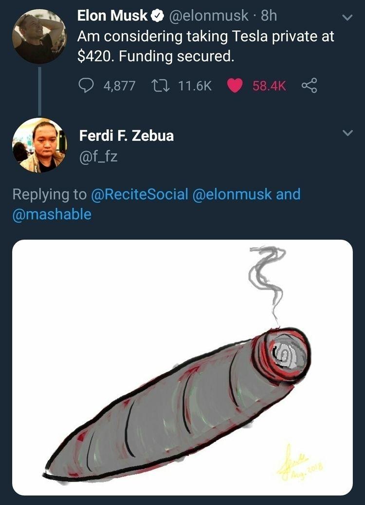 [fz_drawing] [+ - TeslaMotors, ElonMusk - ferdiz | ello